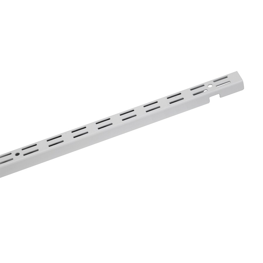 ClosetMaid White Shelving Upright (Common: 1-in x 30-in x 0.625-in; Actual: 1-in x 30-in x 0.625-in)