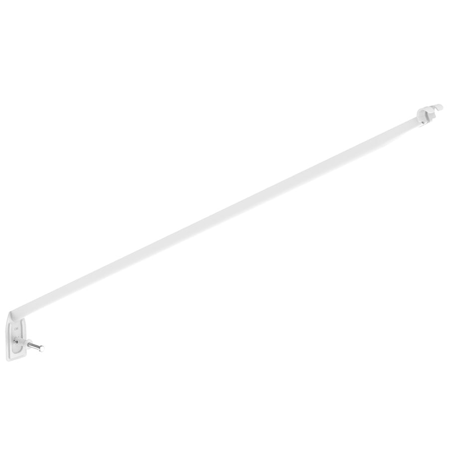 ClosetMaid 20-in White Straight Shelving Hardware