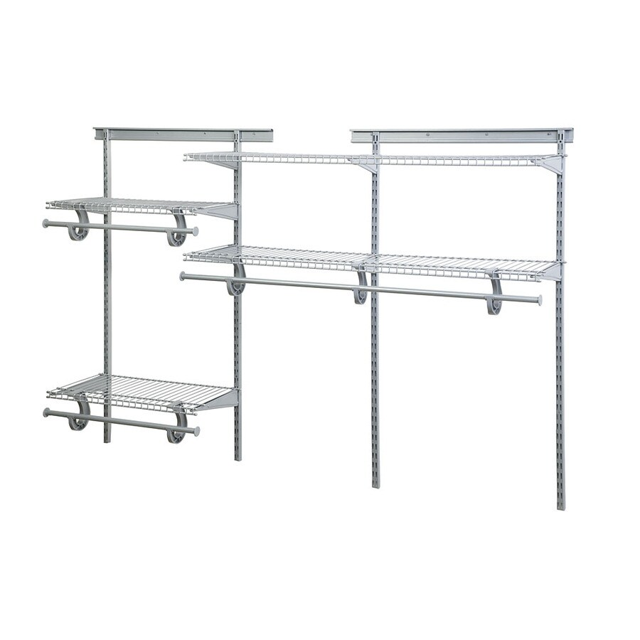 ClosetMaid 6-ft Adjustable Mount Wire Shelving Kit