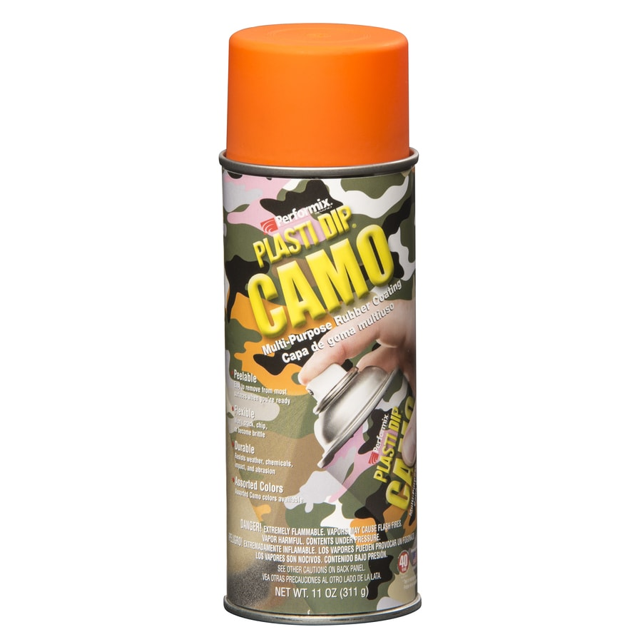 Plasti Dip 11-fl oz Orange Aerosol Spray Coating