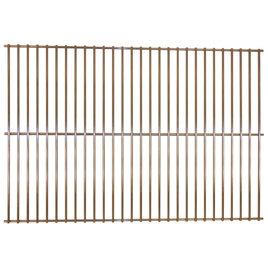 Heavy Duty BBQ Parts Rectangle Plated Steel Cooking Grate