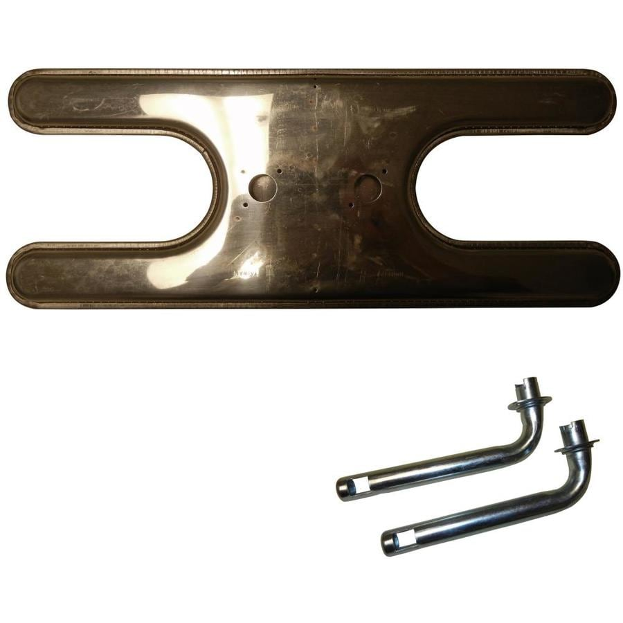 Heavy Duty BBQ Parts 18-in Stainless Steel Bar Burner