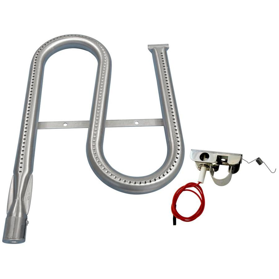 Heavy Duty BBQ Parts 14.75-in Stainless Steel Tube Burner