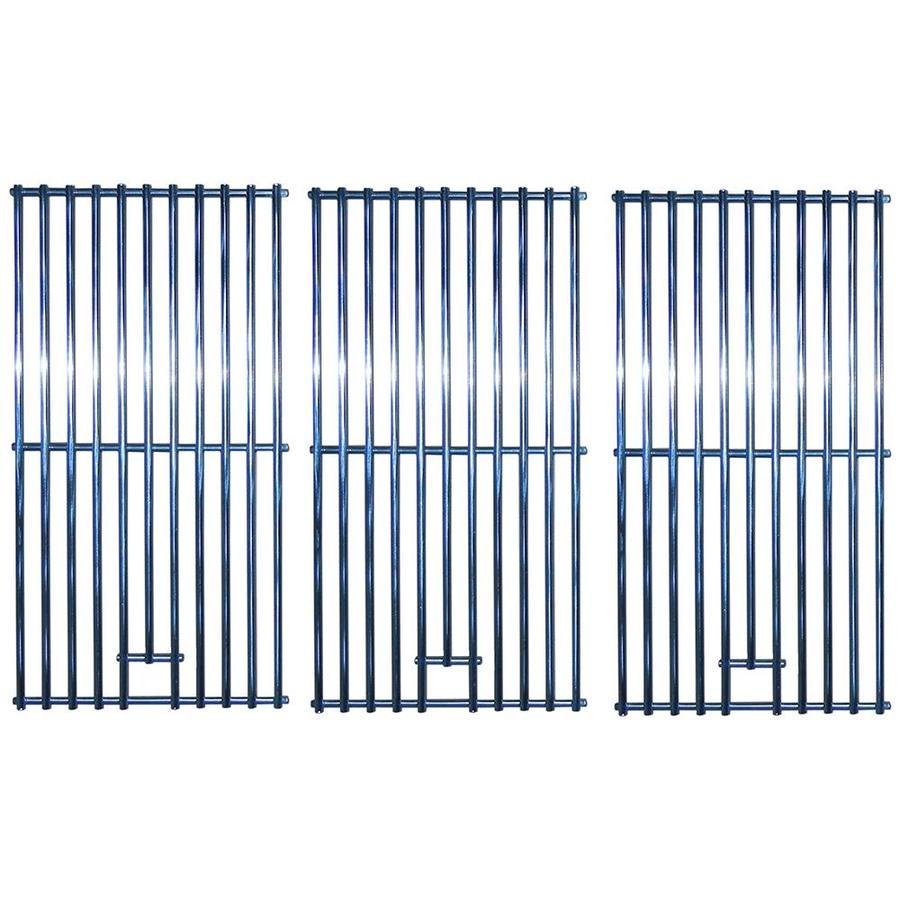 Heavy Duty BBQ Parts 3-Pack Rectangle Stainless Steel Cooking Grates