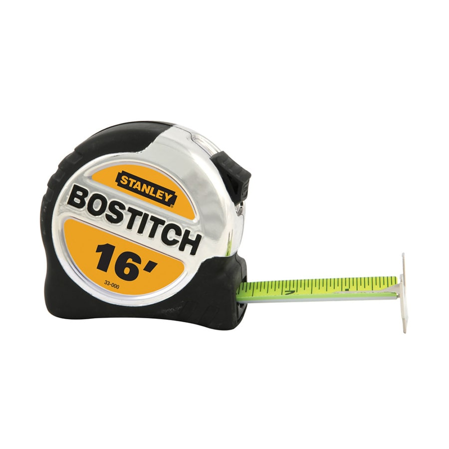 Stanley 16-ft Inches Tape Measure