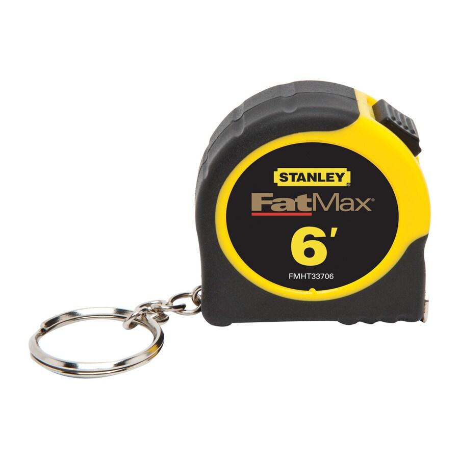 Stanley 6-ft Locking SAE Tape Measure