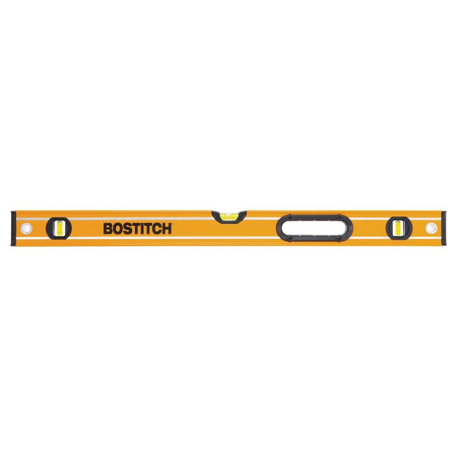 Bostitch Box Beam Standard Level