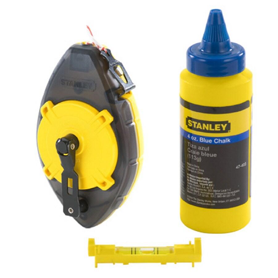 Stanley 4 oz PowerWinder Reel with Chalk