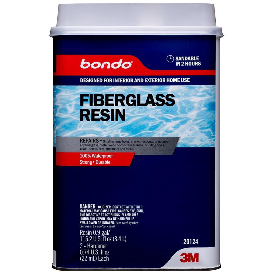 Bondo All-Purpose Fiberglass Resin