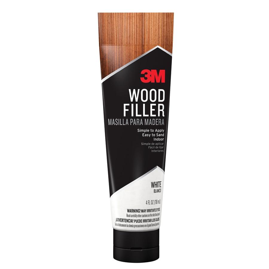 3M Wood Filler White