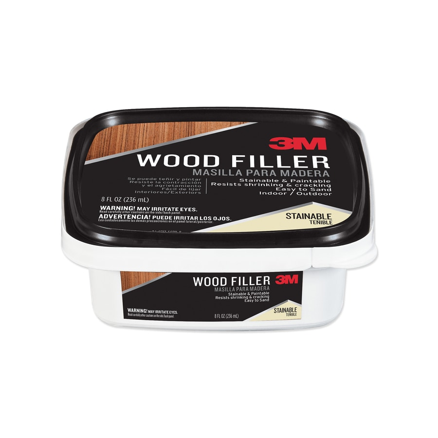3M Wood Filler Stainable