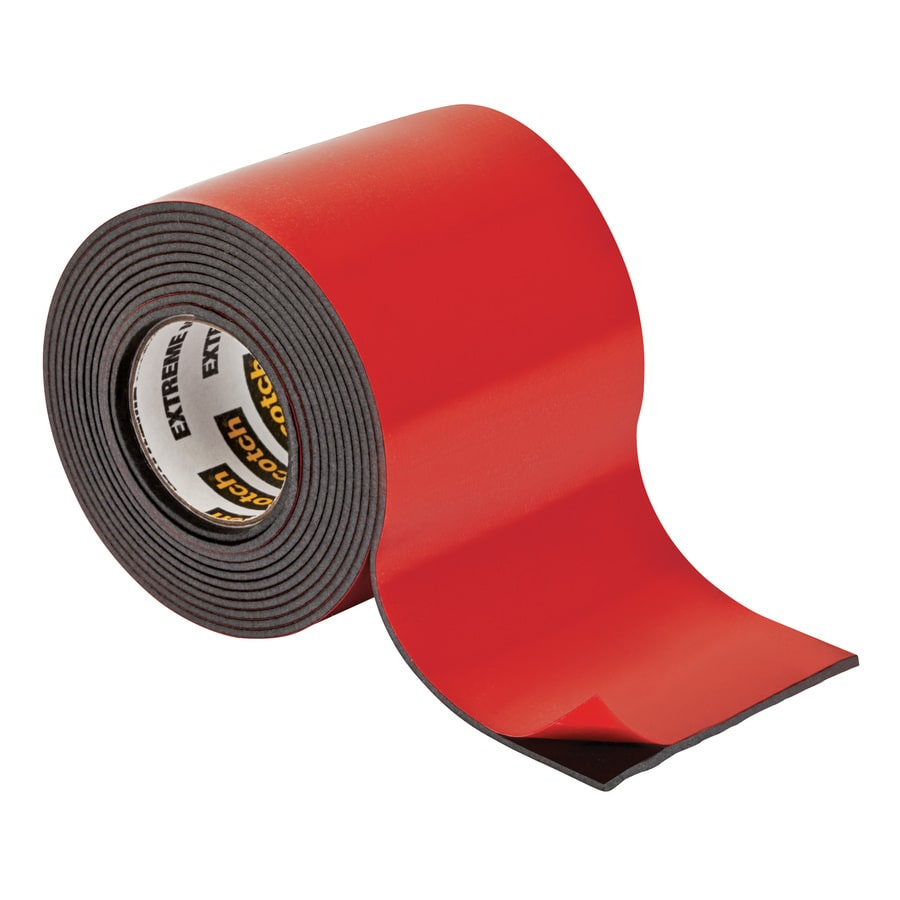 Scotch 2-in W x 4-ft Two-Sided Tape