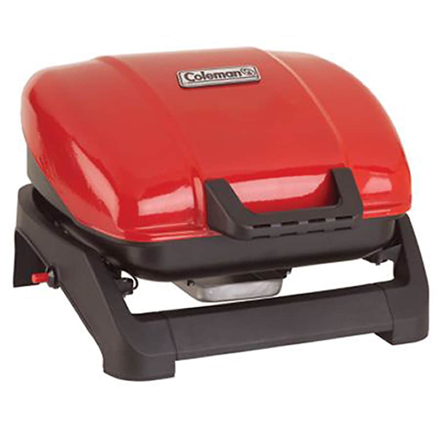 Coleman Road Trip Red 10,000-BTU 200-sq in Portable Gas Grill