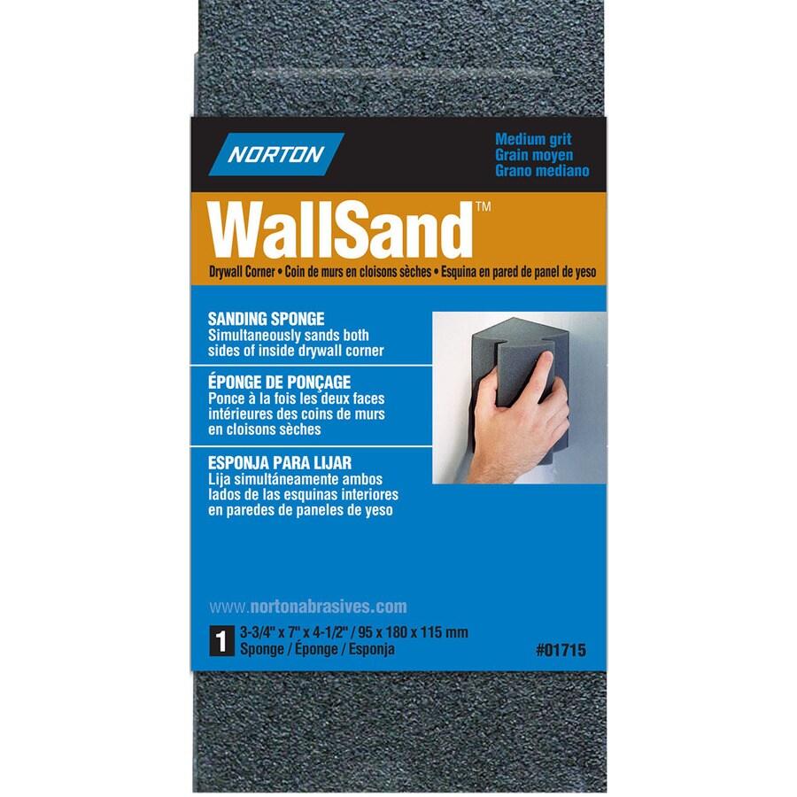Norton 100-Grit Commercial Sanding Sponge