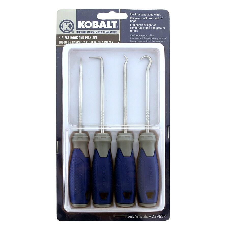 Kobalt 4-Piece Household Tool Set