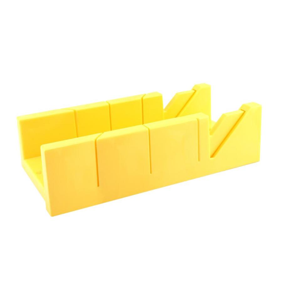 Shop Blue Hawk Plastic Miter Box At Lowes Com