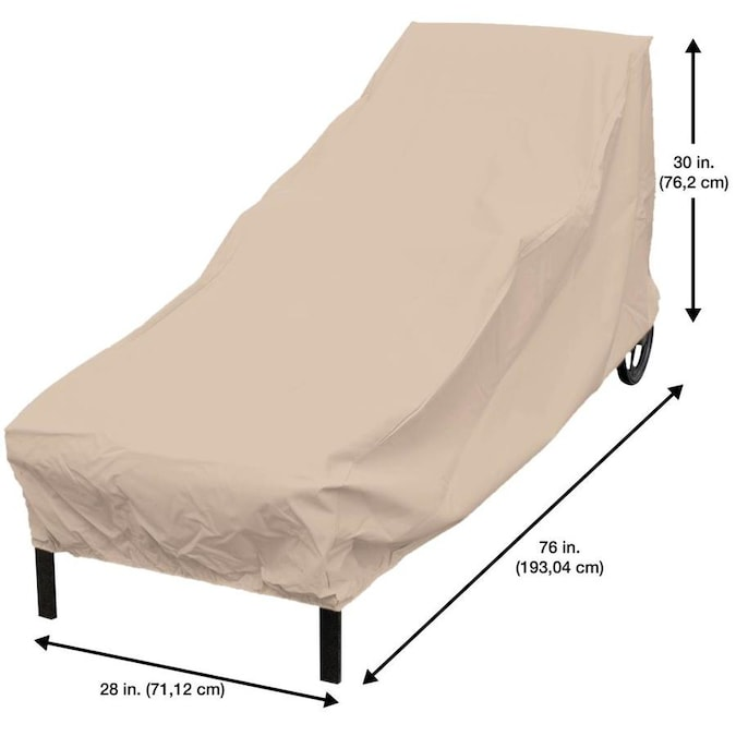 chaise lounge covers home depot