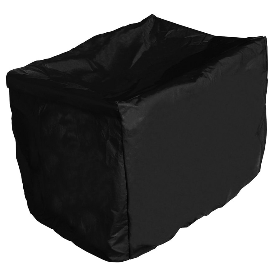 Mr. Bar-B-Q Black Side Table Square Cover