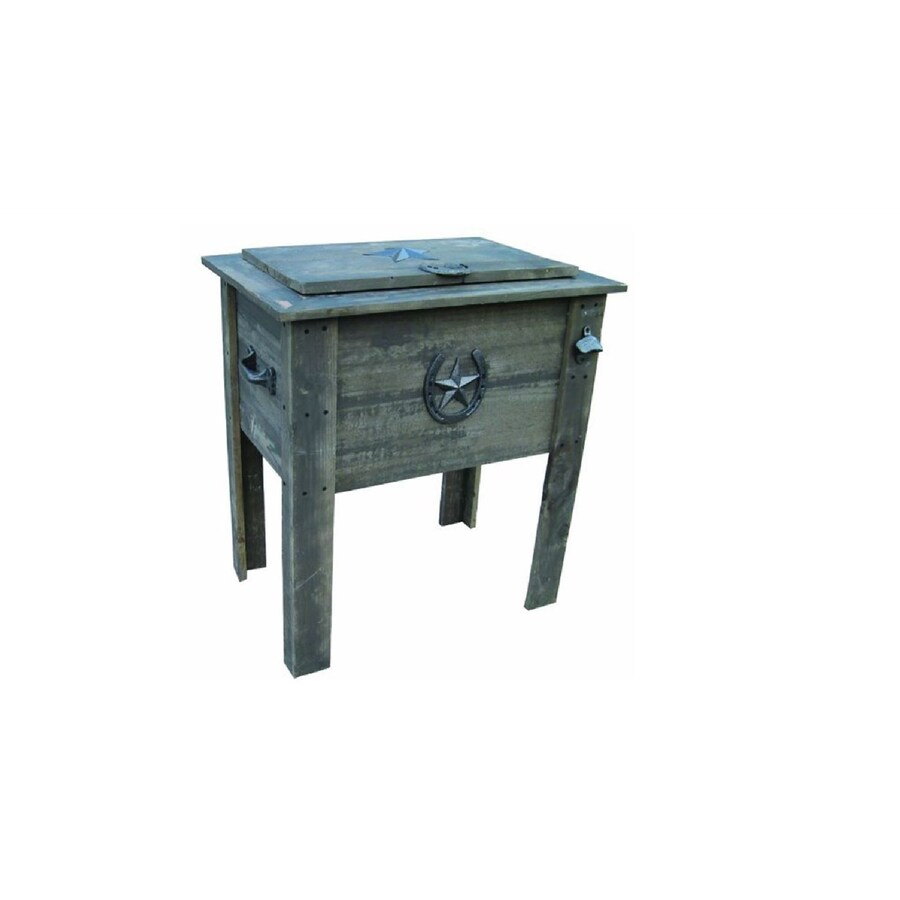 Lifoam 53-Quart Steel Chest Cooler