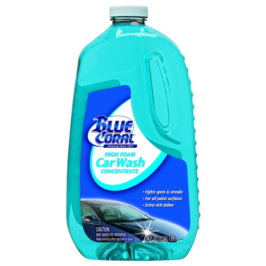 Blue Coral 64 fl oz Car Exterior Cleaner