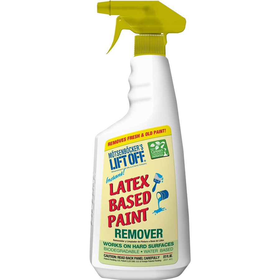 Motsenbocker's Lift Off Latex Based Paint Remover