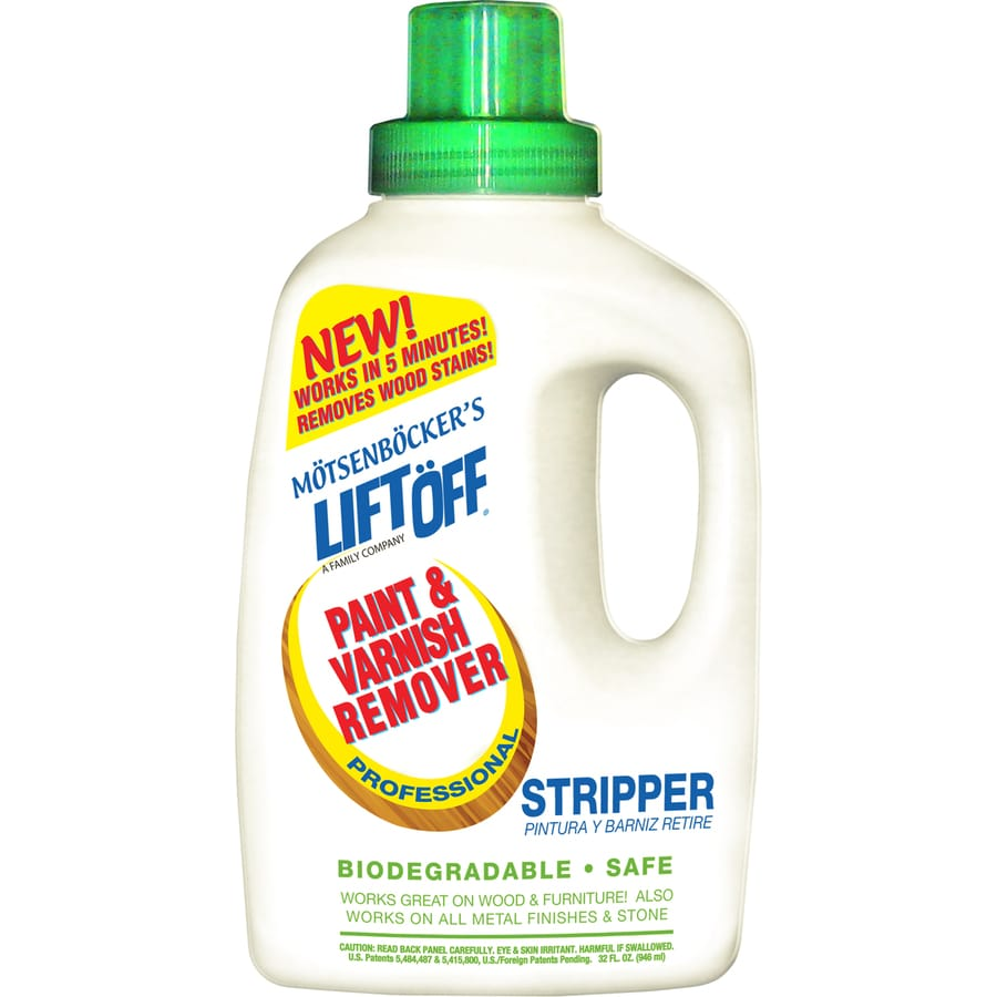 Motsenbocker's Lift Off Water-Based Stripper Paint & Varnish Remover
