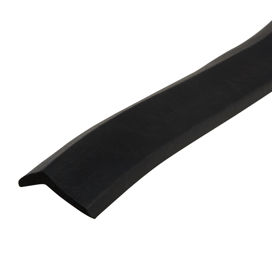 Frost King 2.25-in x 9-ft Black EPDM Garage Weatherstrip
