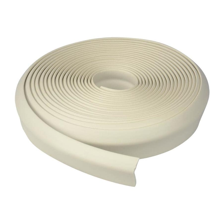 Frost King 1.75-in x 30-ft White Vinyl Garage Weatherstrip