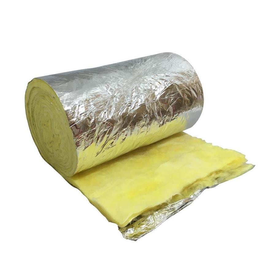 Frost King 12-in Fiberglass Plumbing Pipe Wrap Insulation