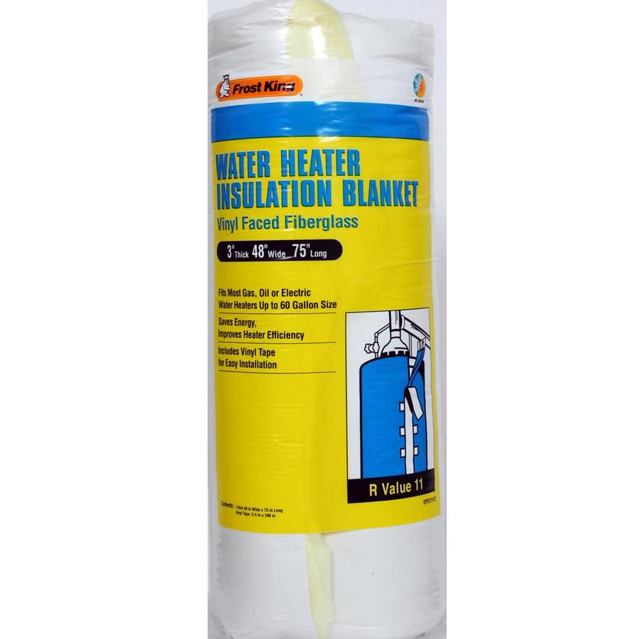 Frost King Water Heater Insulation Blanket