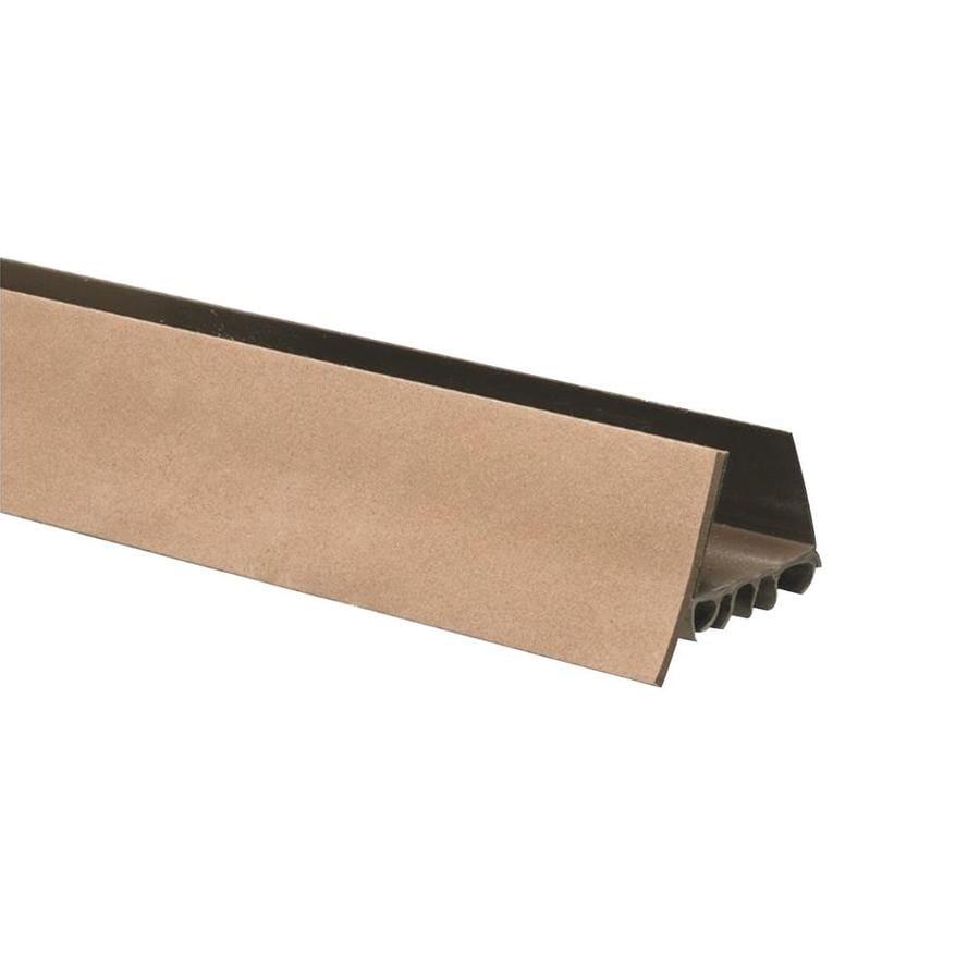 Frost King 2-in x 36-ft Brown PVC Door Weatherstrip