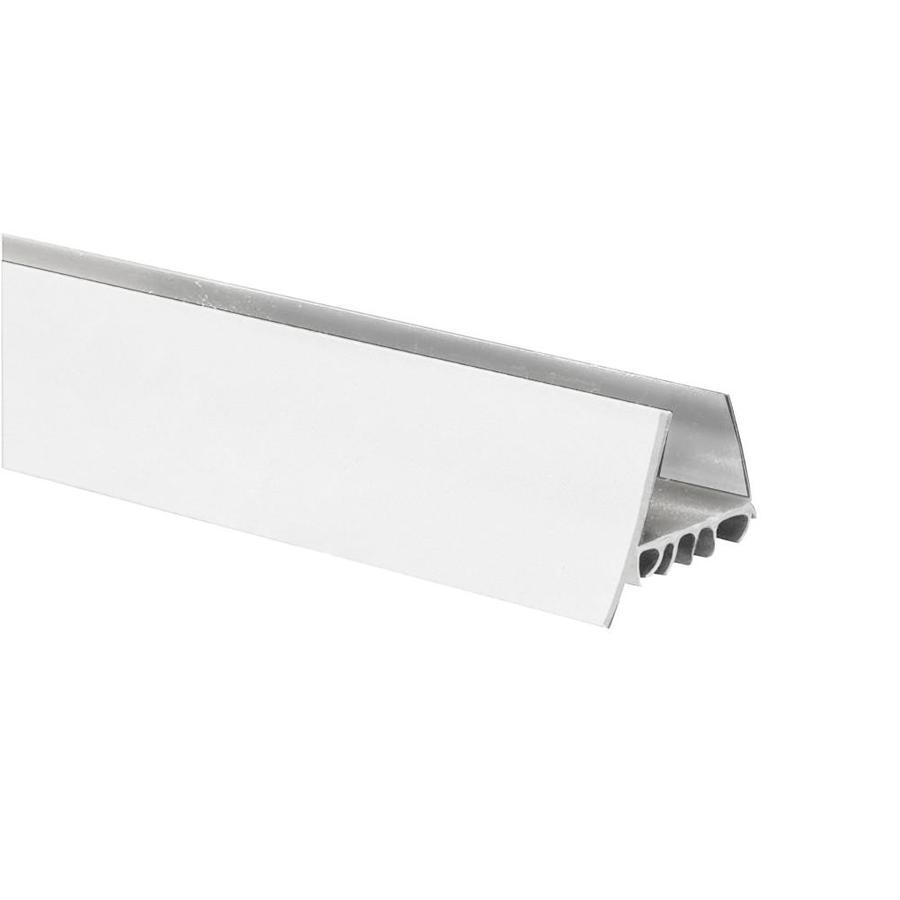 Frost King 2-in x 36-ft White PVC Door Weatherstrip