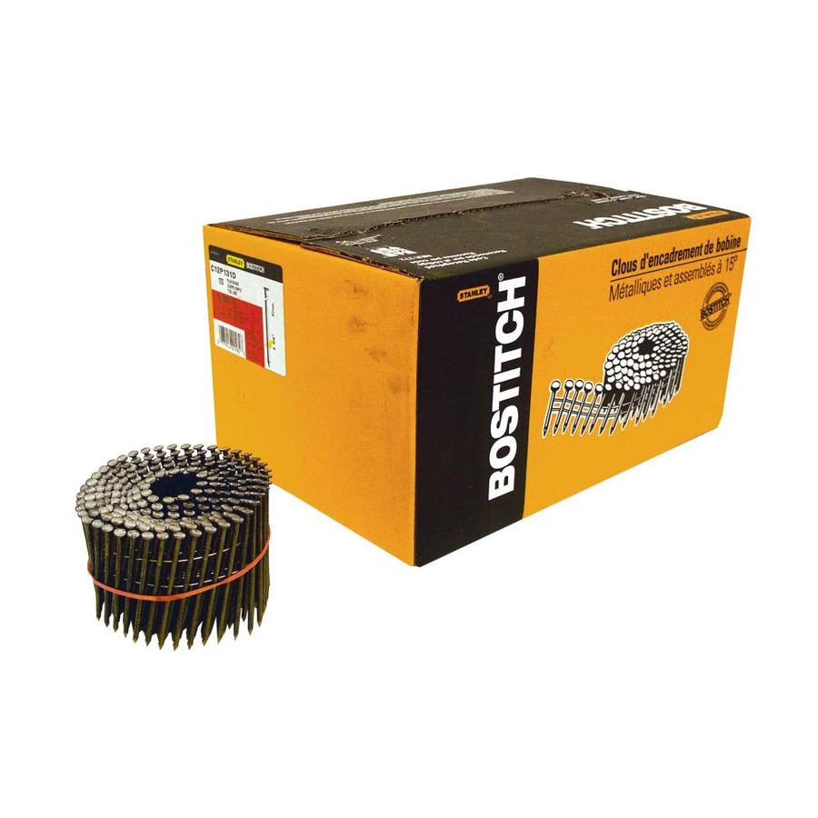 STANLEY-BOSTITCH 2700-Count 3.25-in Framing Pneumatic Nails