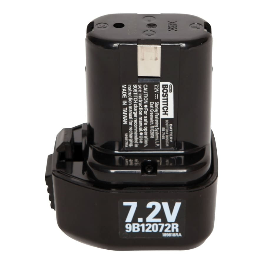 Bostitch 7.2-Volt 1.4-Amp Hours Power Tool Battery