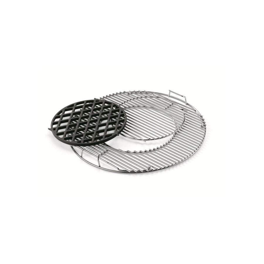 Weber Round Plated Steel Cooking Grate