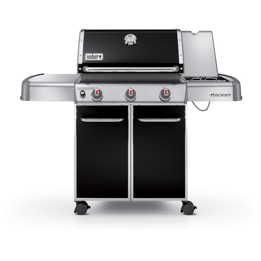 Weber Genesis E-320 3-Burner Gas Grill