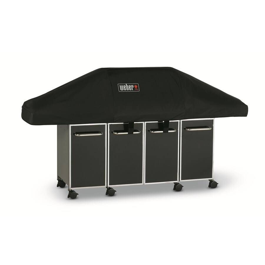 Shop Weber Vinyl 90 In Cover At Lowes Com