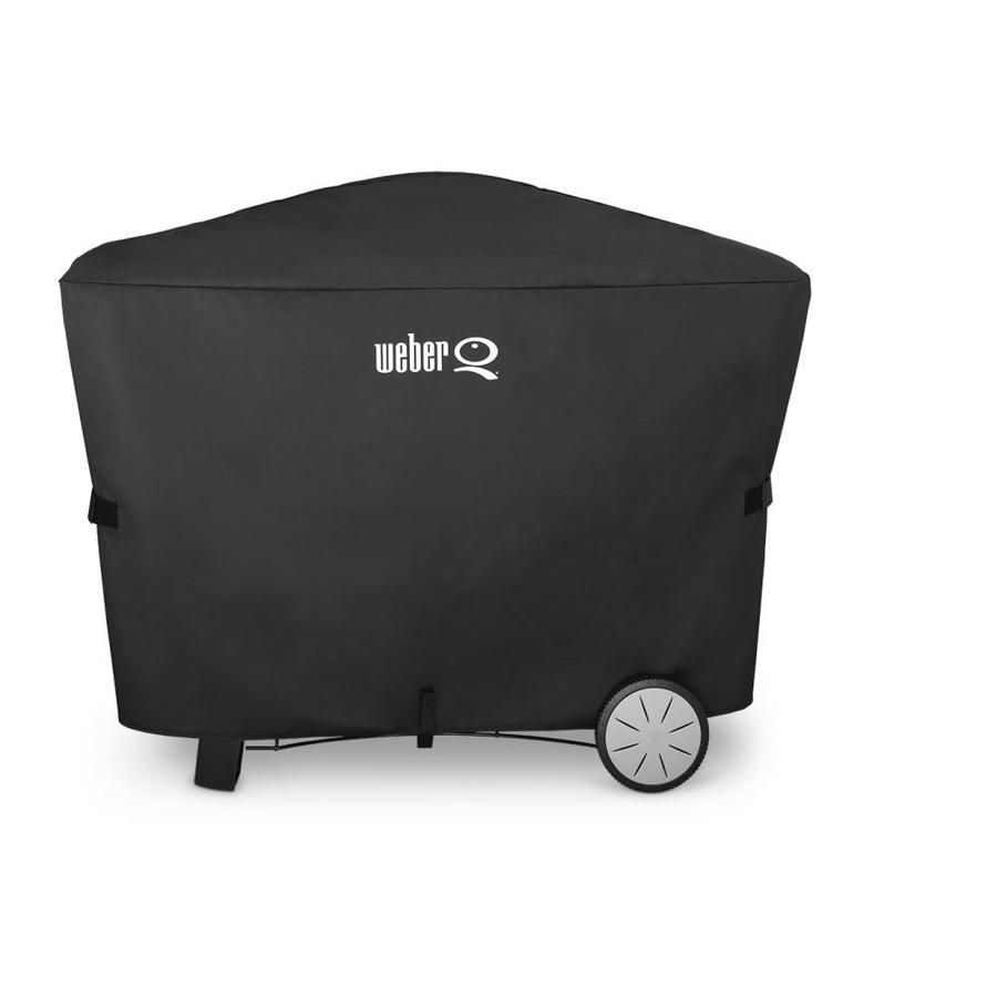 Weber Polyester 22.05-in Grill Cover