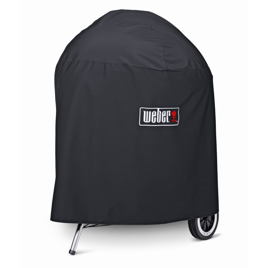 Weber Vinyl 33-in Charcoal Kettle Grill Cover
