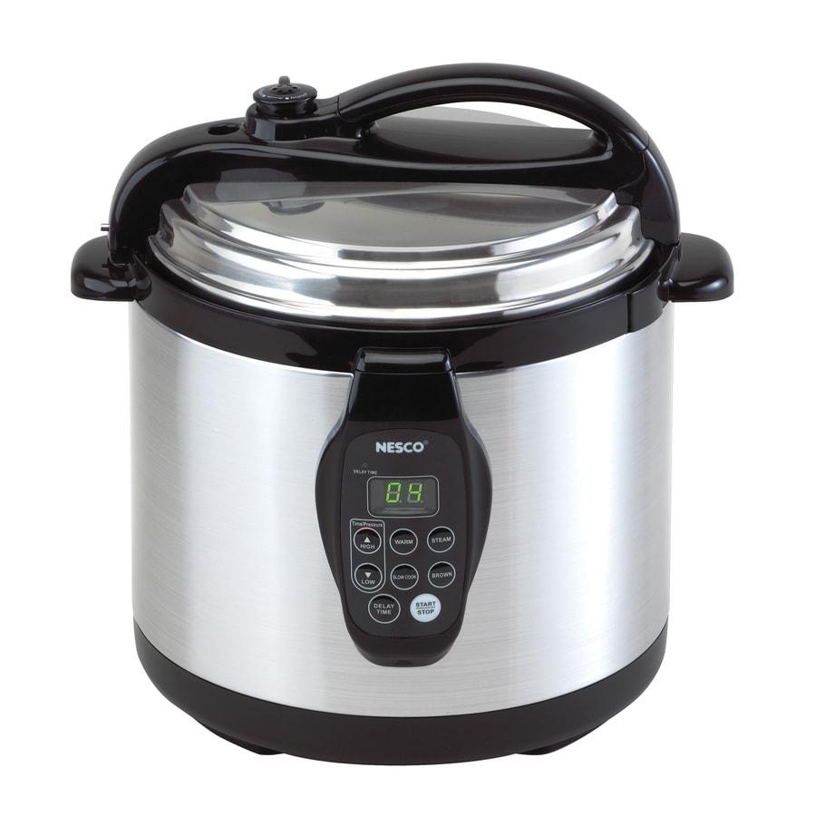 Nesco 6-Quart Programmable Electric Pressure Cooker