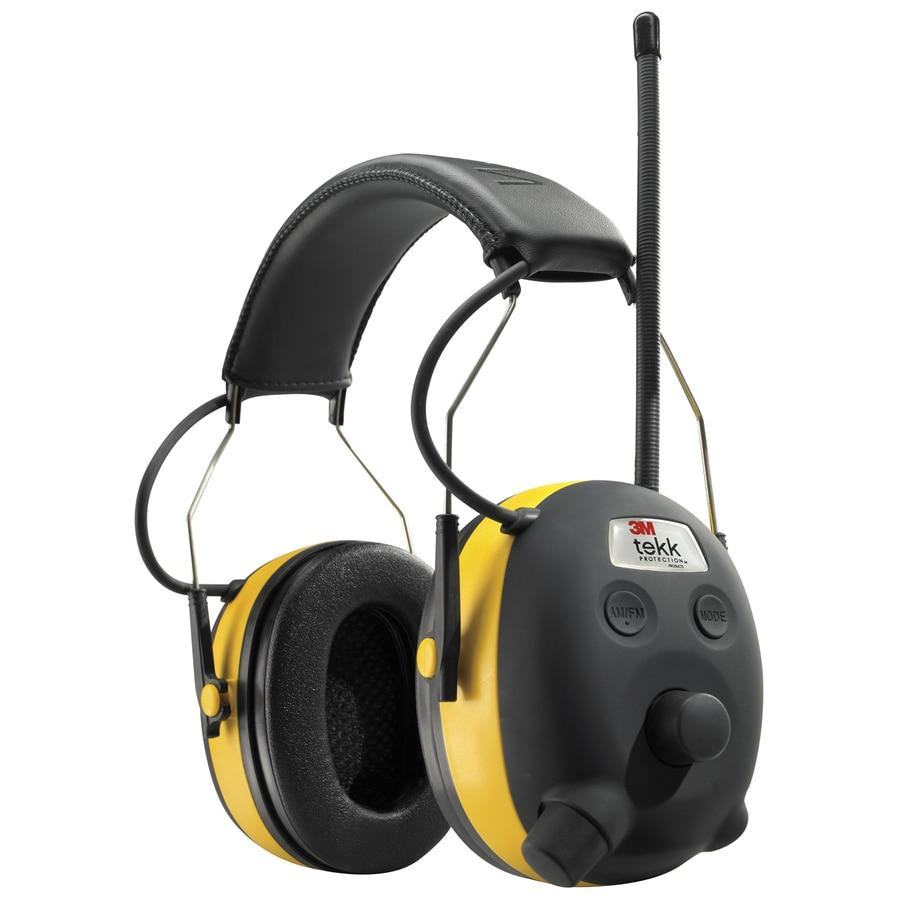 3M Tekk Protection Worktunes Earmuff