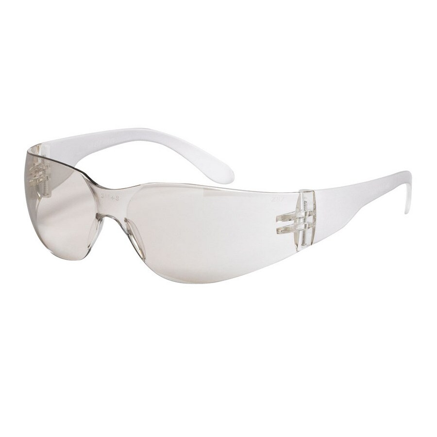 3M Clear Plastic Virtua Safety Glasses
