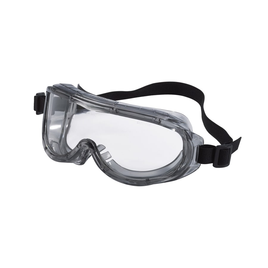 3M Clear Plastic Chemical Splash Impact Goggle