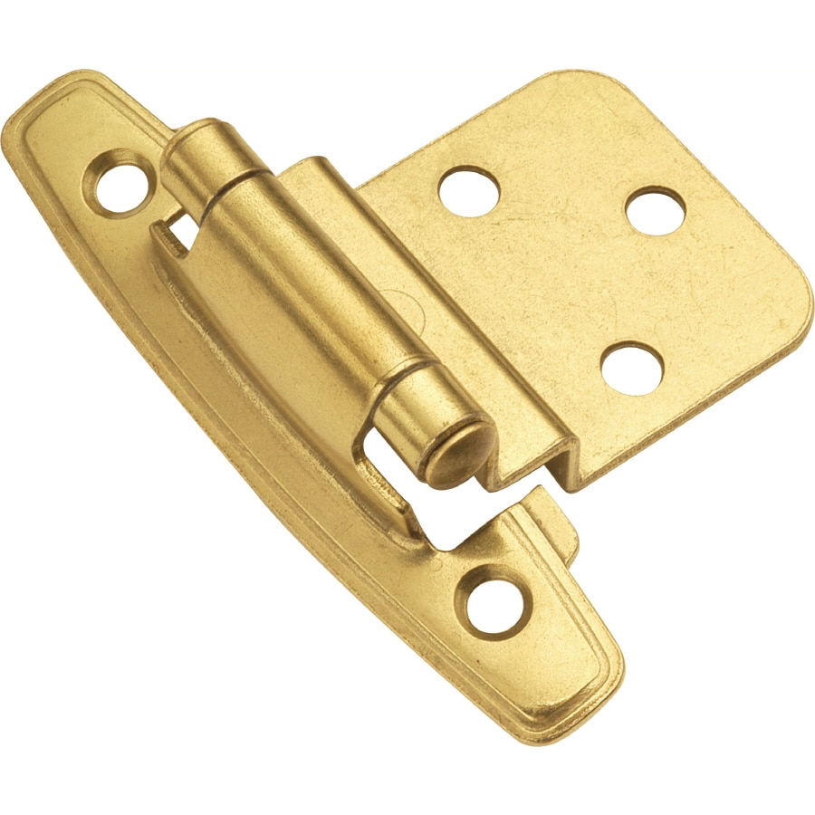 Cabinet Hinge Terminology : Shop hickory hardware cabinet hinge at lowes