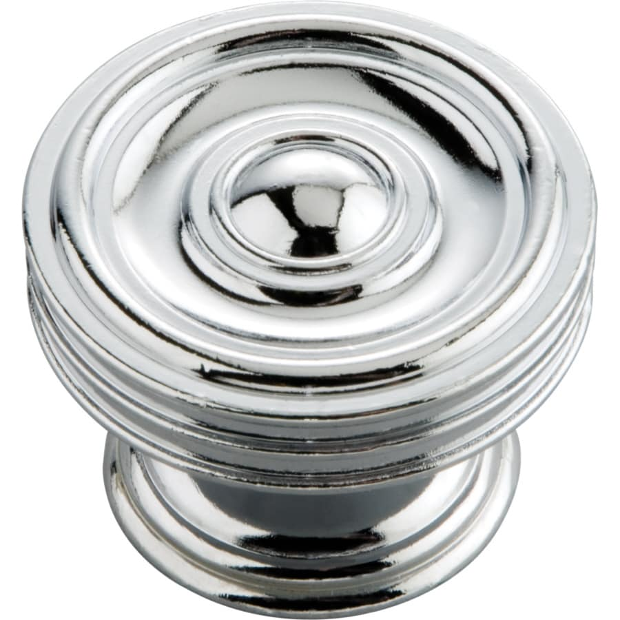 Hickory Hardware Concord Chrome Round Cabinet Knob
