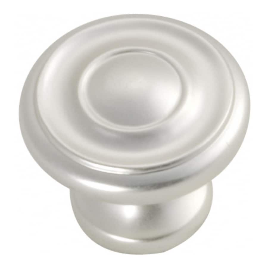Hickory Hardware Altair Silver Round Cabinet Knob