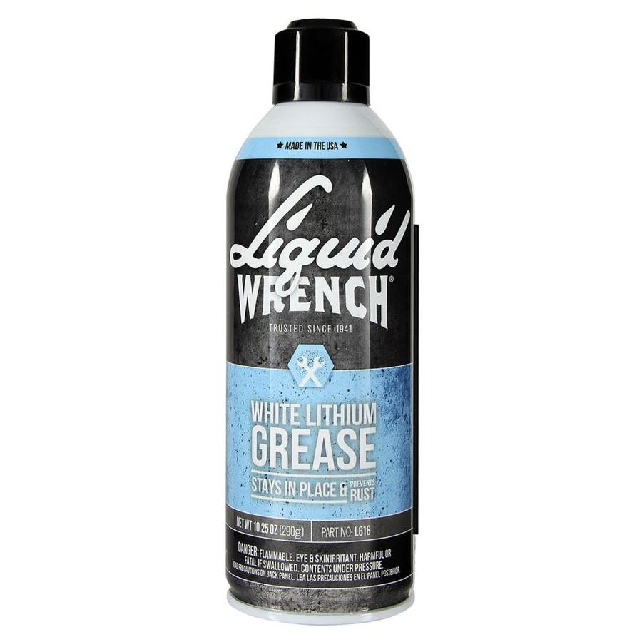 Liquid Wrench 10.25-oz White Lithium Grease with Cerflon