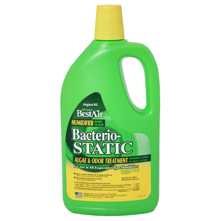 BestAir Original Bt Bacteriostatic Algae and Odor Treatment