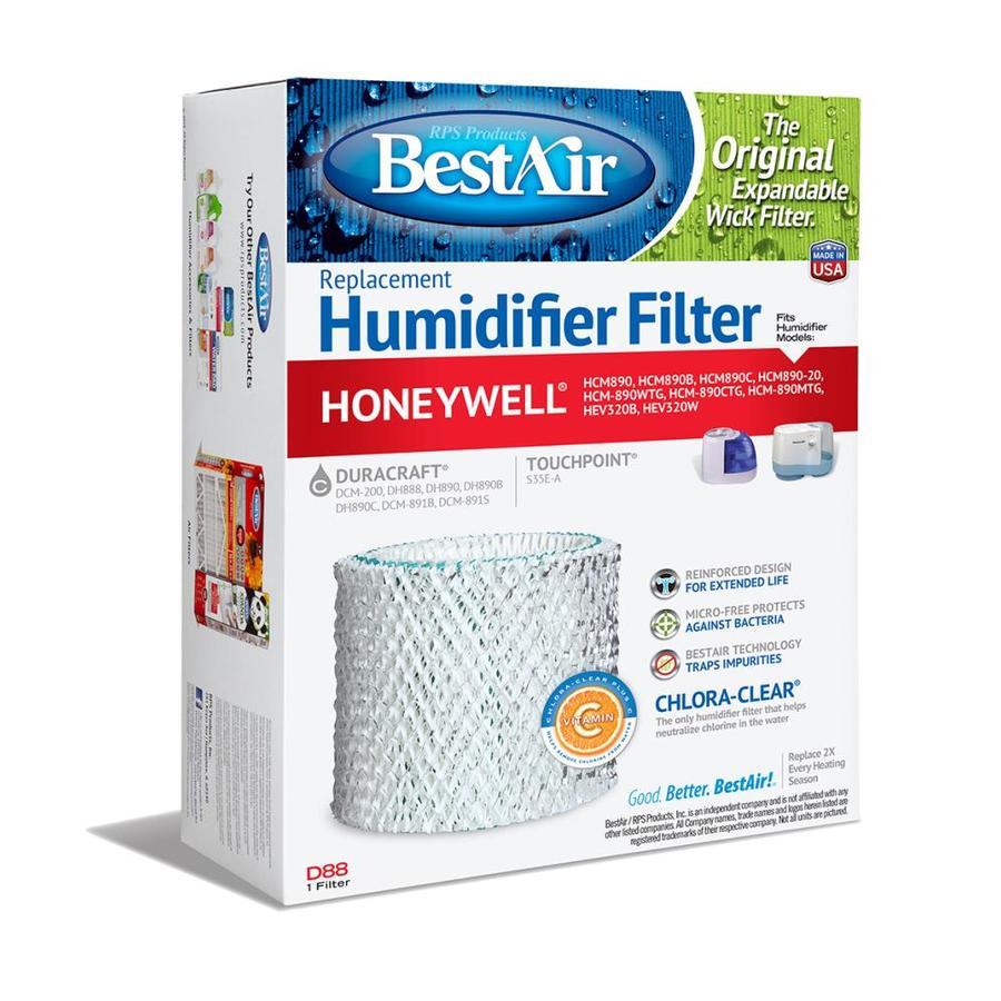 BestAir Wick Filter Fits Duracraft
