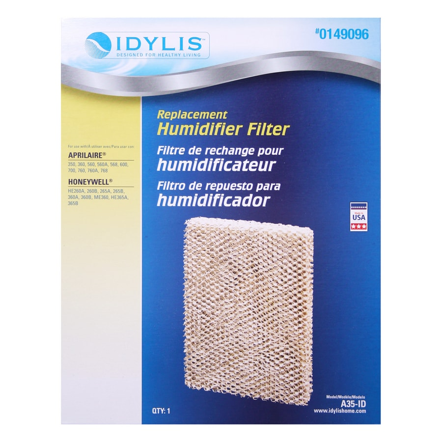 Idylis Furnace Humidifier Filter Fits Aprilaire